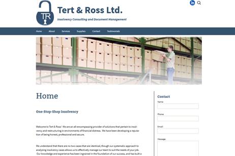 Tert and Ross Ltd